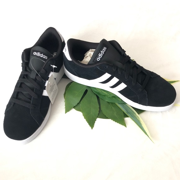 NWT Adidas NEO Baseline Suede Sneakers